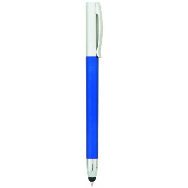 Bolígrafo personalizado Ball azul