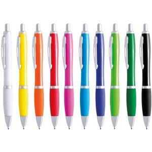 Bolígrafos propaganda Claxon