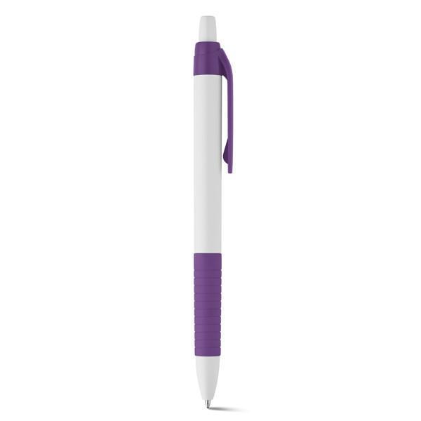 Bolígrafo para empresa Ero morado