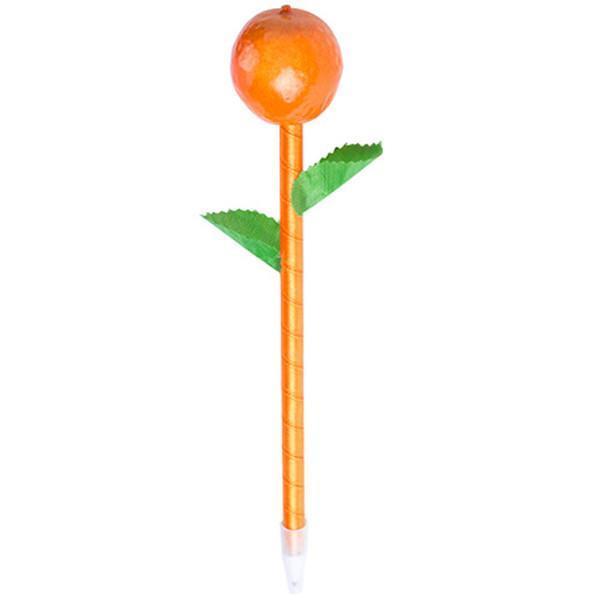 Bolígrafo publicitario Fruit naranja