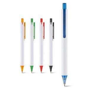 Bolígrafos personalizados New White