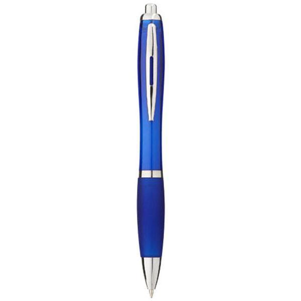Bolígrafo promocional Ocean azul oscuro