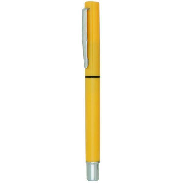 Bolígrafos publicitarios Roller amarillo