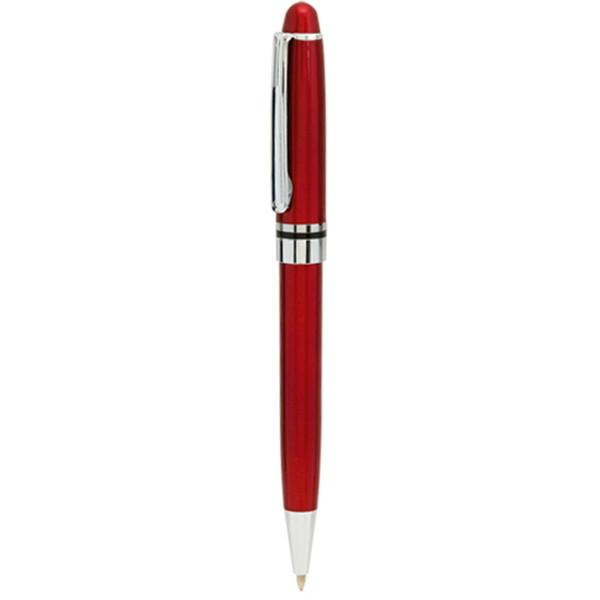 Boligrafos con publicidad Street rojo