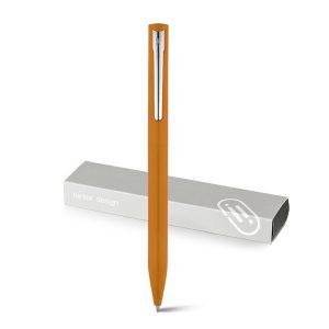 Boligrafo personalizado premium Wasp naranja