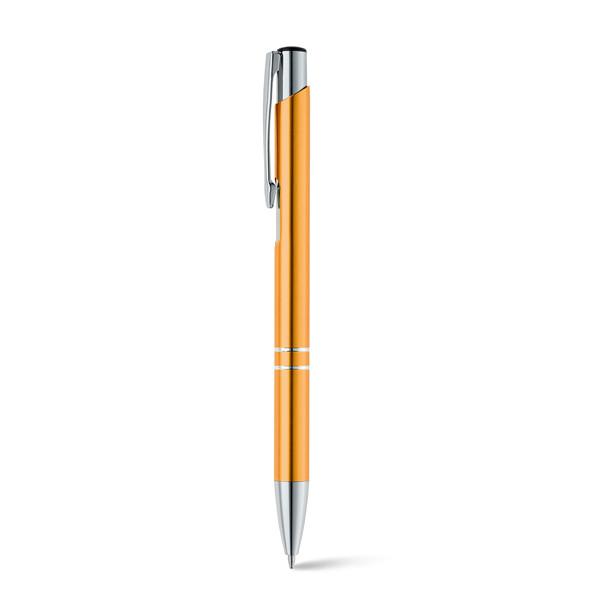 Bolígrafos para regalar Zeta Naranja