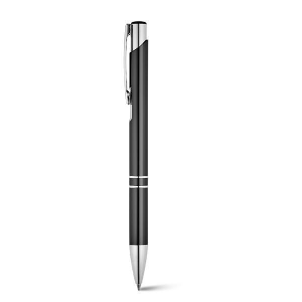 Bolígrafos para regalar Zeta Negro
