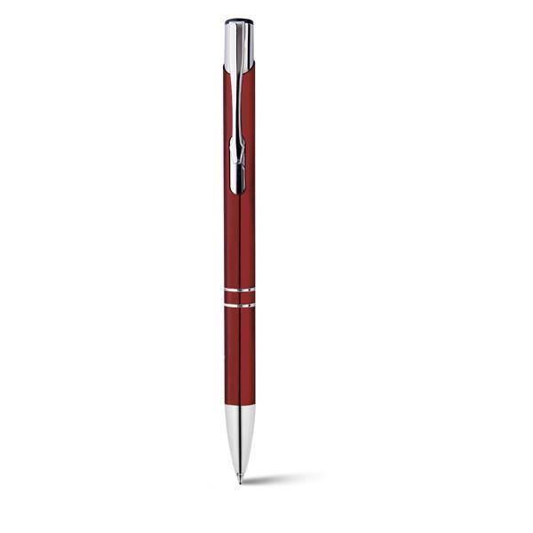 Bolígrafos para regalar Zeta Rojo