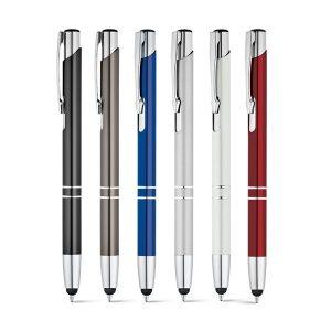 Bolígrafos publicitarios Zeta Touch