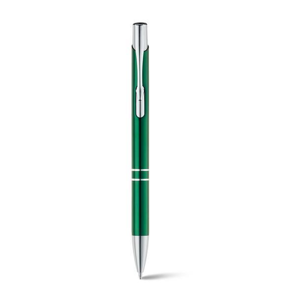 Bolígrafo personalizado Zeta Verde